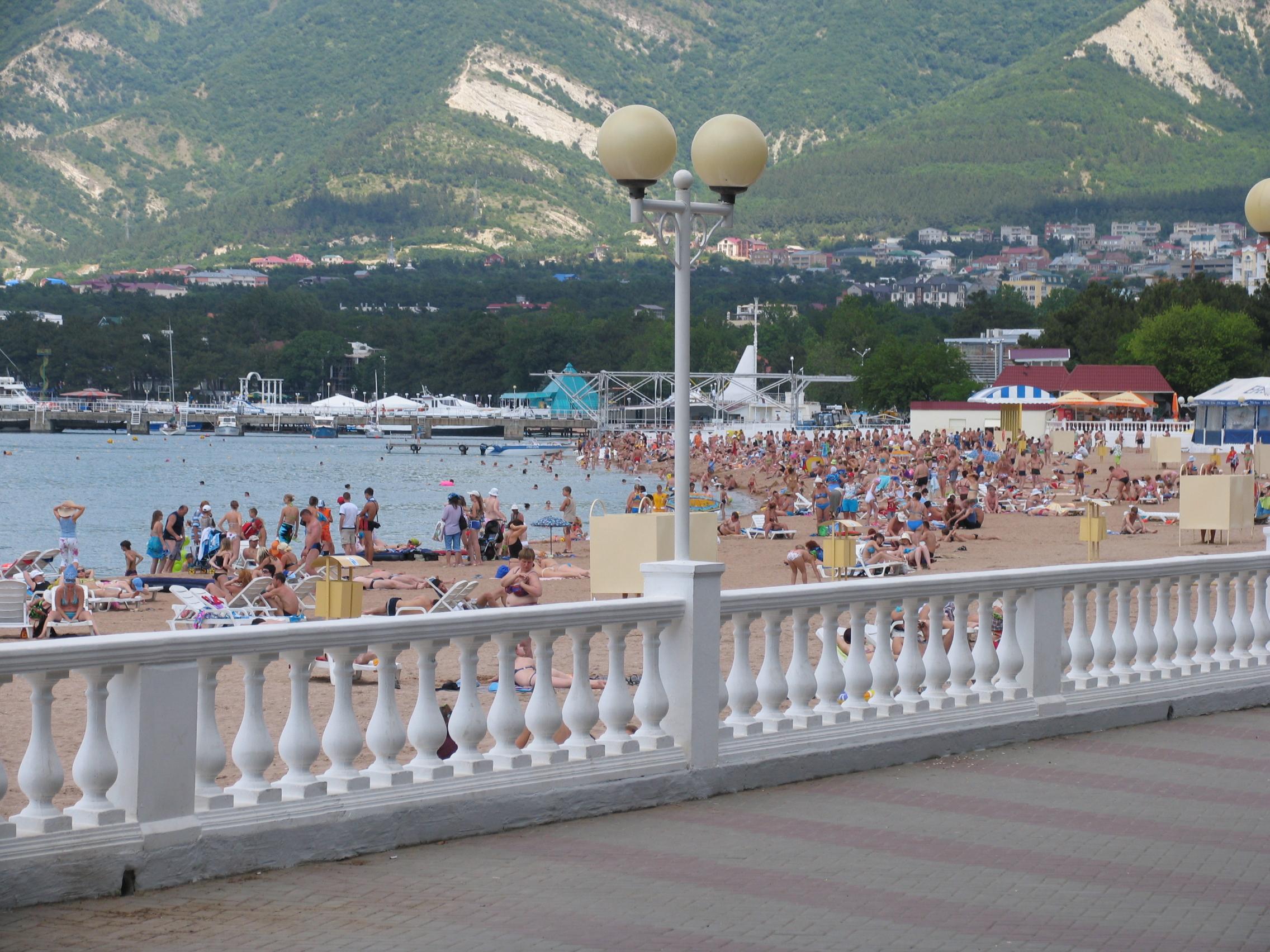 Геленджик в августе - что взять и что делать: отдых, погода, отзывы 26